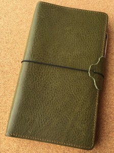 Nomad in Olive Green