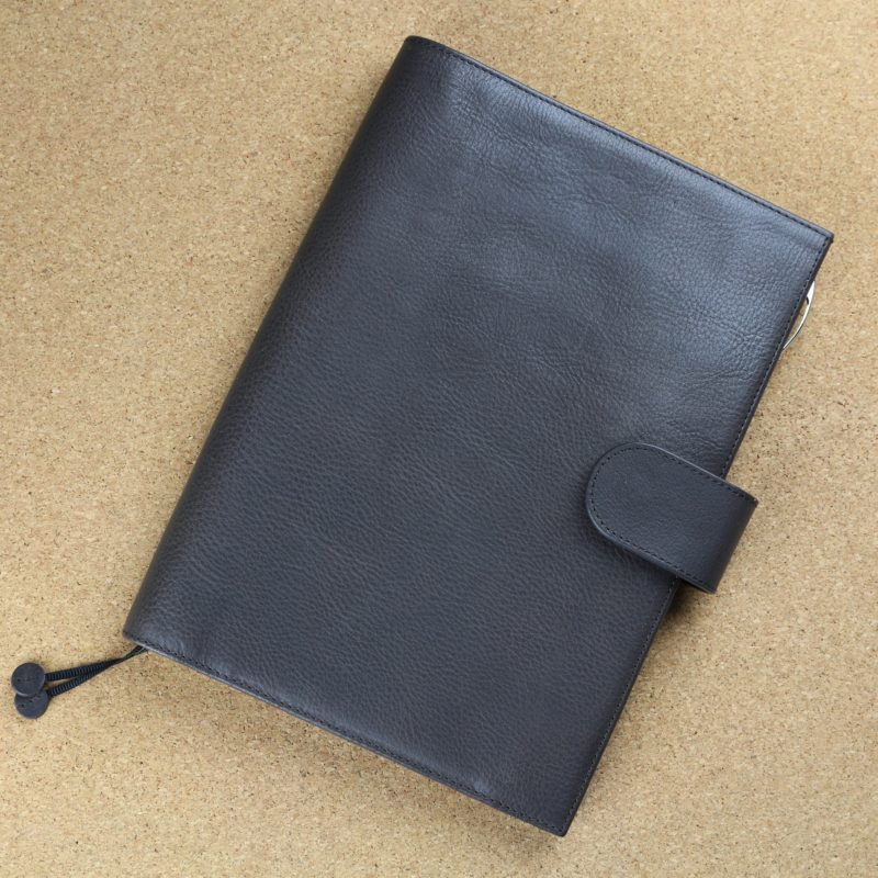Gillio Appunto A5 Planner Cover – Anthracite – Review